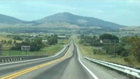 Travel USA: Dillon - Whitefish