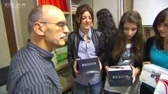 SEVEN ROSES auf RTL (22.12.2009)